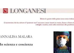 Libro Annalisa Malara Longanesi